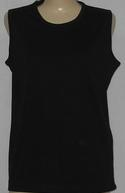 1002 Ladies Crew Neck Sleeveless Top
